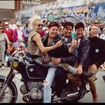 Dykes on Bikes_SFLGBT Pride Celebration_1989_06